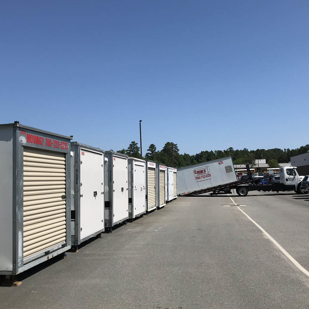 Warehousing-GoMinis-Storage